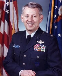 colonel ronald  perkins   air force retired
