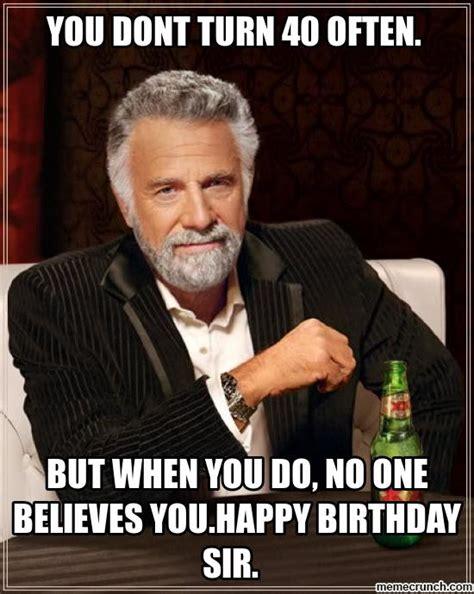 Turning 40 Meme - turning 40
