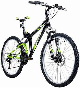 26 Zoll Mountainbike : bergsteiger mountainbike buffalo 26 zoll 18 gang ~ Kayakingforconservation.com Haus und Dekorationen