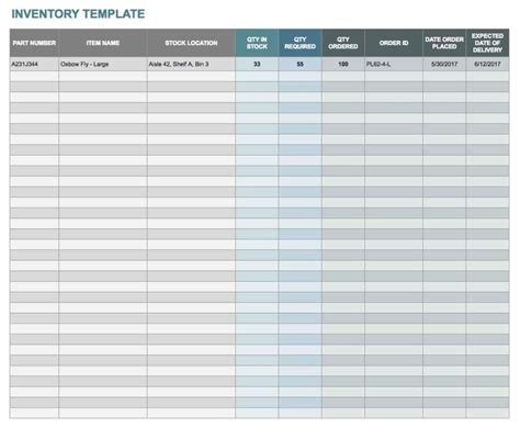 simple spreadsheet template simple spreadsheet templates