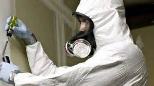 licensed asbestos inspector  washington dc