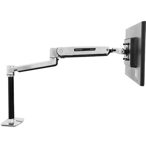 lx sit stand desk monitor arm ergotron 45 360 026