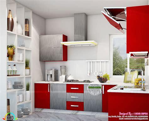 kitchen interior photos kitchen interior works at trivandrum kerala home design