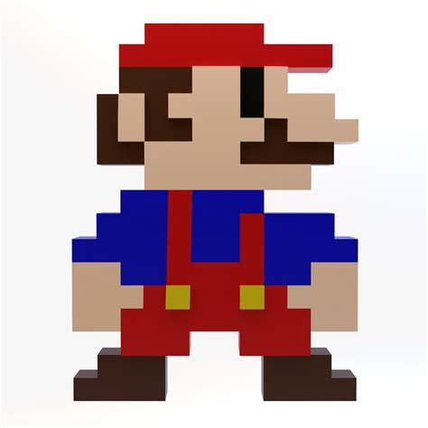 Mario 8 Bit 3ds
