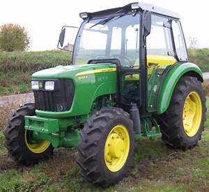 John Deere 5055e  5065e  U0026 5075e Europeran Tractors