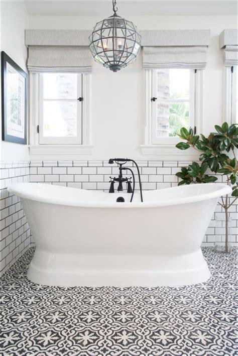 patterned tile trend  honeycomb home