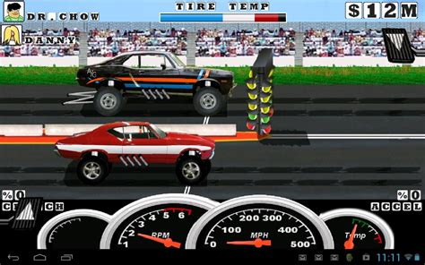 Burn Out Drag Racing Apk Download