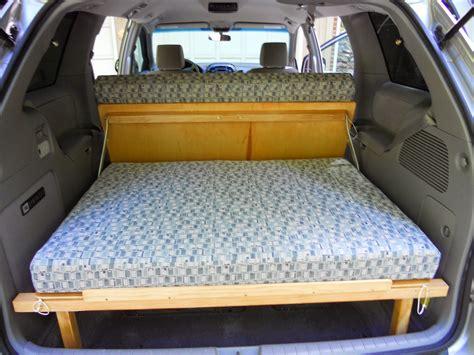 Dodge grand caravan camper conversion kit. The Grove Guy: MINIVAN CONVERSION