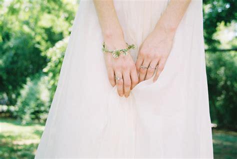 wedding flower wrist corsage  wed