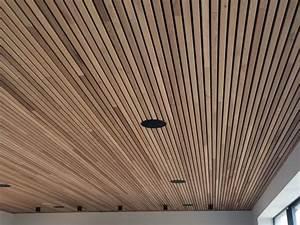 charmant pose de lambris pvc exterieur 11 faux plafond With lambris pvc plafond exterieur