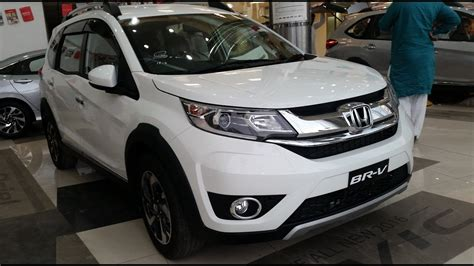 Honda Brv 2019 Modification by All New Honda Brv I Vtec S 2017 Review Pakistan