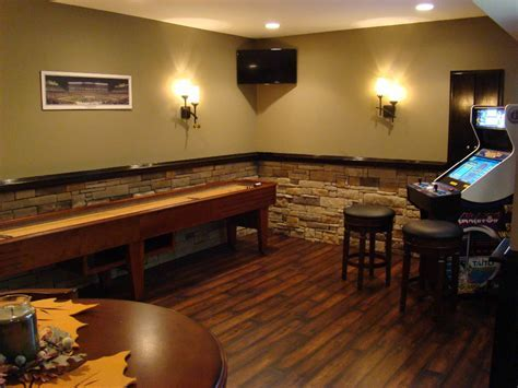 Concrete Finished Basement Paint Colors : Attractive