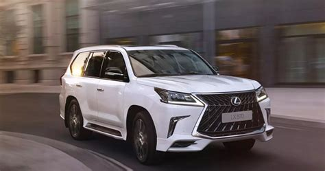 Toyota Lexus 2020 by 2020 Lexus Lx 570 Release Date Changes Redesign 2019