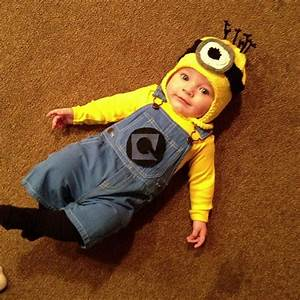 Minion Kostüm Baby : 8 adorable baby minion costumes that are so cute you wanna die despicable me minions ~ Frokenaadalensverden.com Haus und Dekorationen
