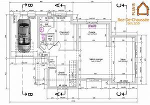 image de plan d une villa maison moderne With plan d une maison moderne
