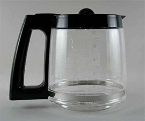 The glass coffee pot broke and i'm in need of a replacement. Hamilton Beach 12 Cup Coffeemaker 49980Z Replacement Glass ...