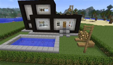 Minecraft Moderne Häuser Map by Map Modern House With Maps Mapping And Modding