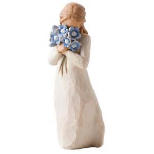 willow tree forget me not figurine supplier reference 26454 all figurines willow tree