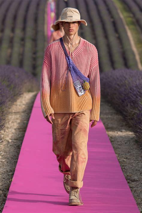 jacquemus mens spring  fashion show  impression