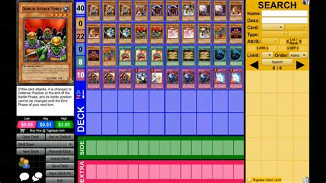 dueling network decks dueling network skill drain deck profile