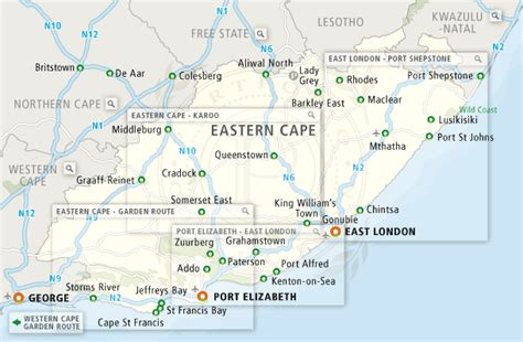 Eastern Cape Travel   South Africa Provinces Tourism