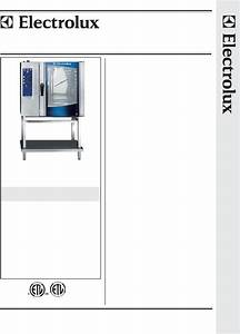 Electrolux Double Oven 269553  Aos102gcp1  User Guide