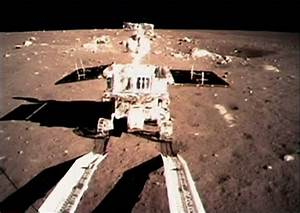 Beijing, we have a problem: China's first moon rover Jade ...