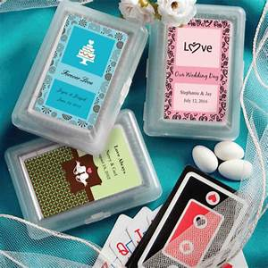100 personalized deck of playing cards wedding favors ebay With personalized playing cards wedding favors