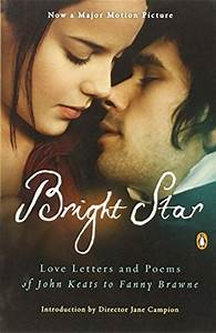 Bright star love letters and poems of john keats to fanny for John keats letters to fanny brawne book