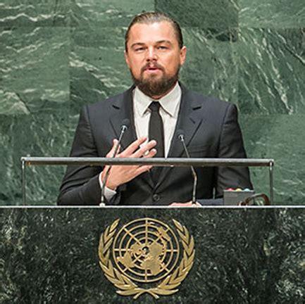 Goodwill Ambassadors of the World: Leonardo DiCaprio