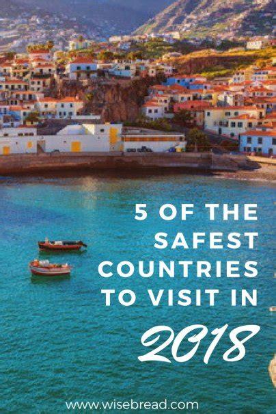 safest countries  visit
