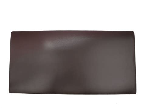 bureau cuir grand sous de bureau en cuir noir 80 cm par 40 cm