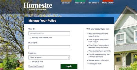 Homesite standard home insurance policy. Homesite Insurance Login - Homesite.com | Login, Insurance