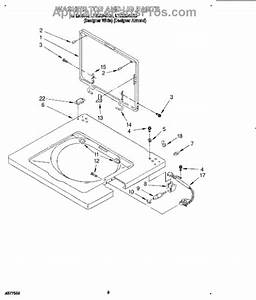 Whirlpool Wp3350152 Retainer