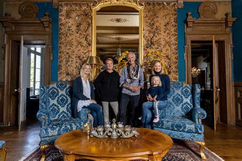 zenderbazen wezen chateau meiland af niemand  interesse het parool