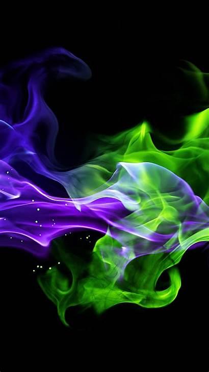 Xperia Sony Wallpapers Myers Michael Neon Smoke