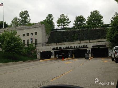 soldier field parking garage directions soldier field garage parking in chicago parkme