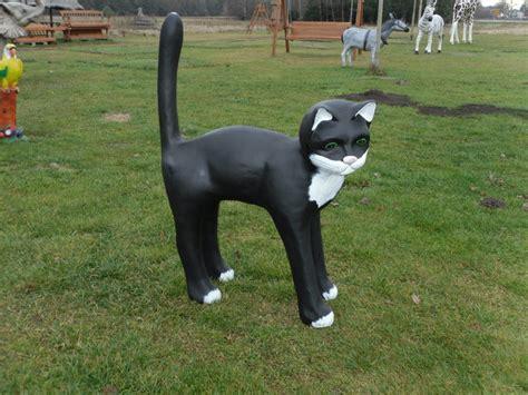 Gartendeko Katze Holz by Deko Katze Garten Deko Figur Stein Katze Katze Katzen