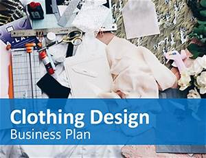 business plan templates high quality business plan With clothing manufacturing business plan