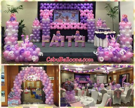 bongga decor packages cebu balloons  party supplies