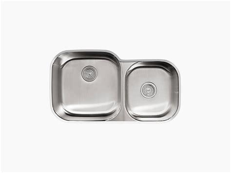 kohler k 3356 sink undertone extra large medium under mount kitchen sink k