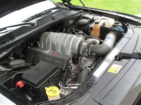 how does a cars engine work 2009 dodge avenger transmission control buy used 2009 dodge challenger srt8 black with additional engine work in hazleton pennsylvania