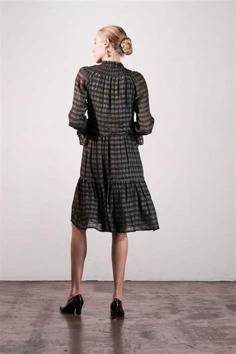 Maria Stanley Taylor Dress - Bonsai   Garmentory