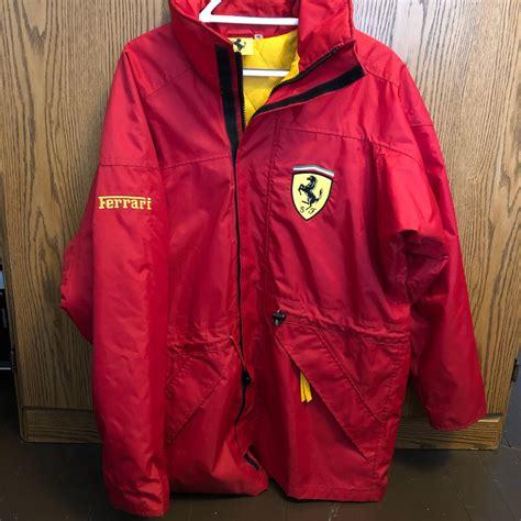 Ending jan 2 at 9:02am pst 6d 21h. Ferrari F1 Jacket Vintage - Streaming F1 2020