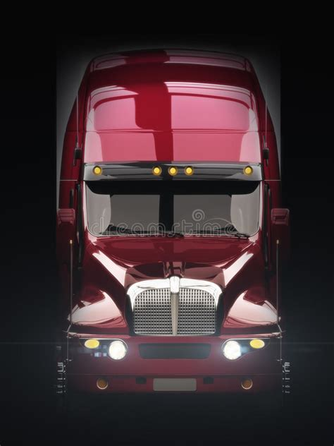 semi truck front lights safety dark trucking driver violation royalty industry preview depositphotos commercial drivers regulations lawyers accident