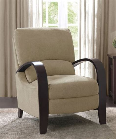 bent arm recliner product reviews buy microfiber recliner chair bent wood