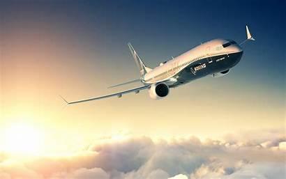 4k Boeing 737 Plane Aviation Max Civil