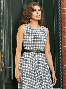 Eva Mendes New York and Company Dresses