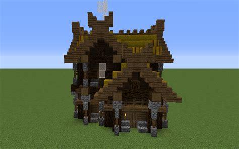 viking cottage  blueprints  minecraft houses castles towers   grabcraft
