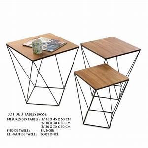 Table Basse D Appoint : beautiful table basse d appoint ideas awesome interior home satellite ~ Teatrodelosmanantiales.com Idées de Décoration